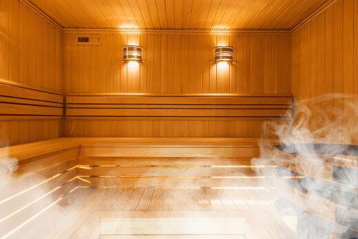 Sauna - zdrowie